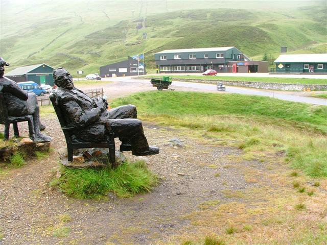 Glen Shee Sculpture Park