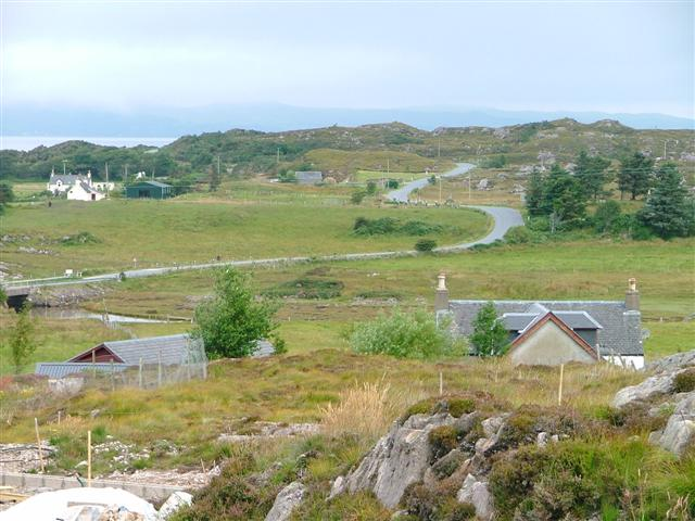 The Old Road to Mallaig