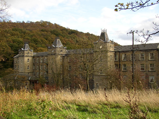 Barkisland Mill