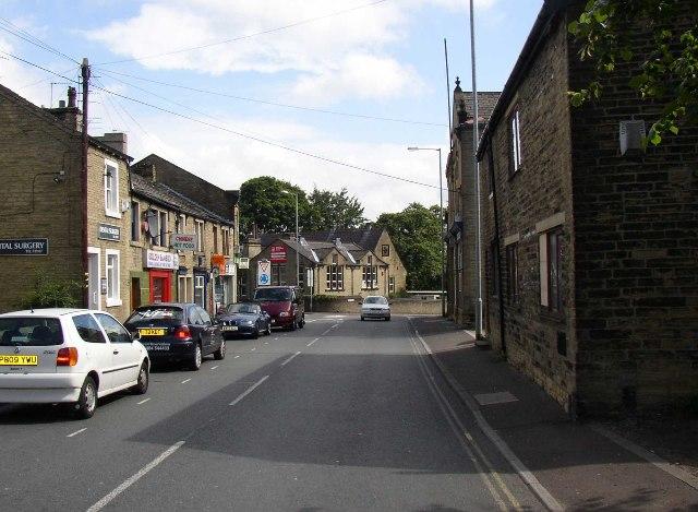 Rastrick, Church Street