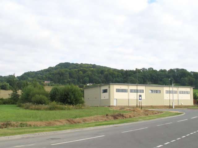 Gloucester Business Park and Coopers Hill