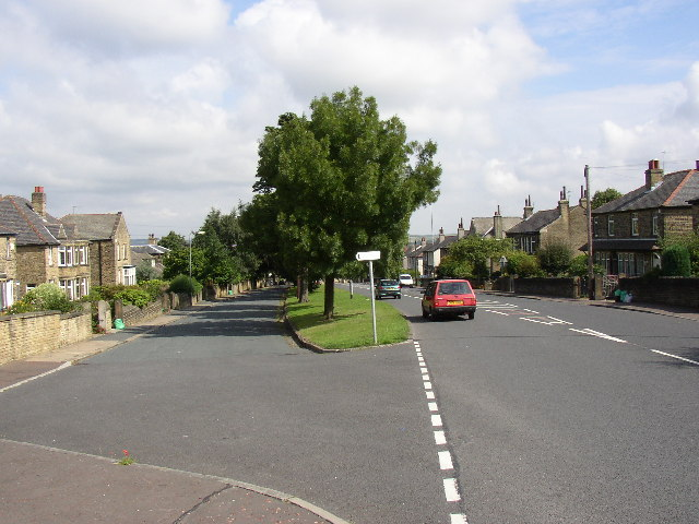 Rastrick, Crowtrees Lane