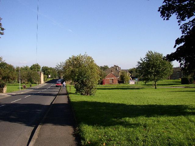 Norwood Green village