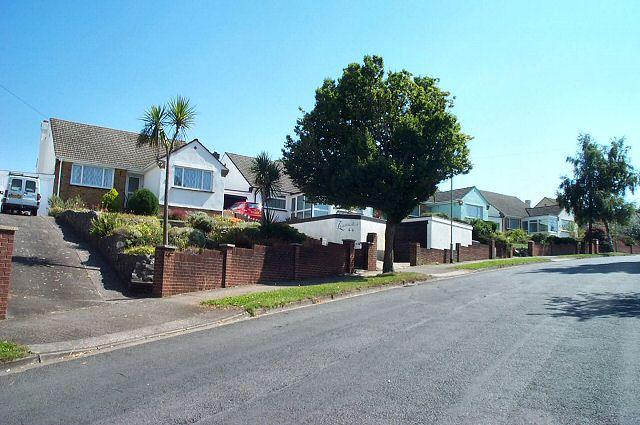 Milber Houses - Newton Abbot
