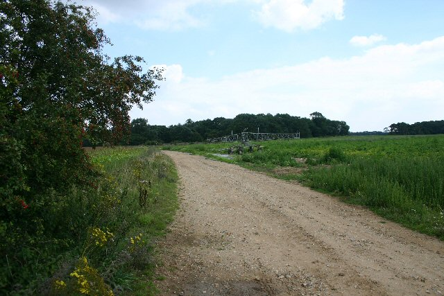 Footpath to Lackford