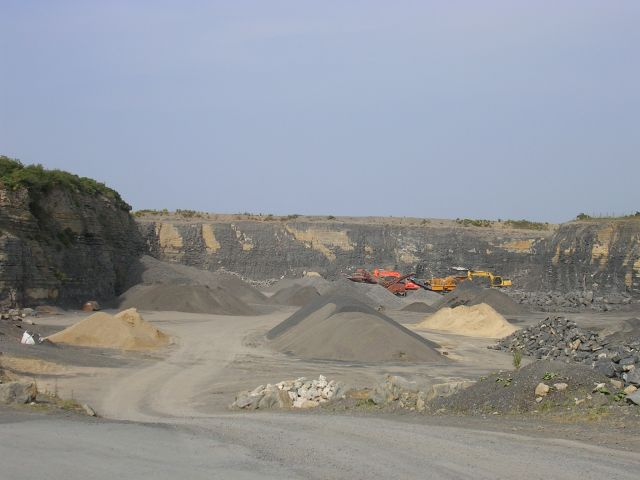Bryn Engan Quarry