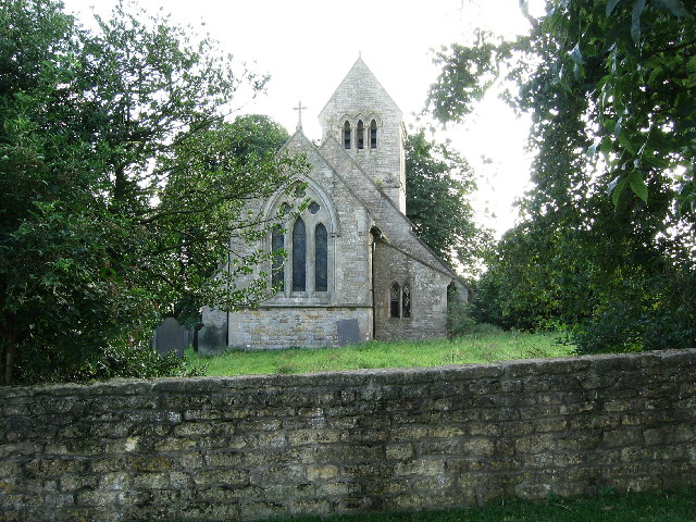 All Saints, Stroxton
