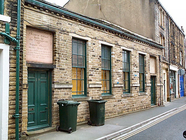 Old school, Thornton village