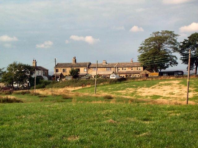 Houses off Allerton Road