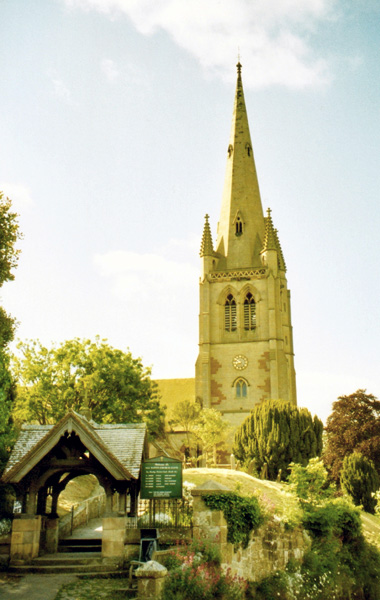 Clive Church