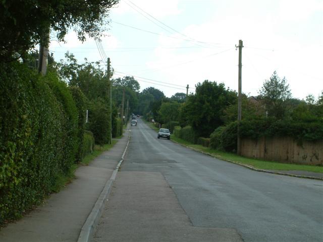 Whitehouse Road