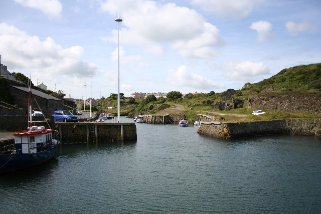 Amlwch harbour Anglesey