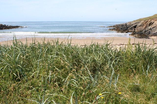 Trecastell Bay Anglesey