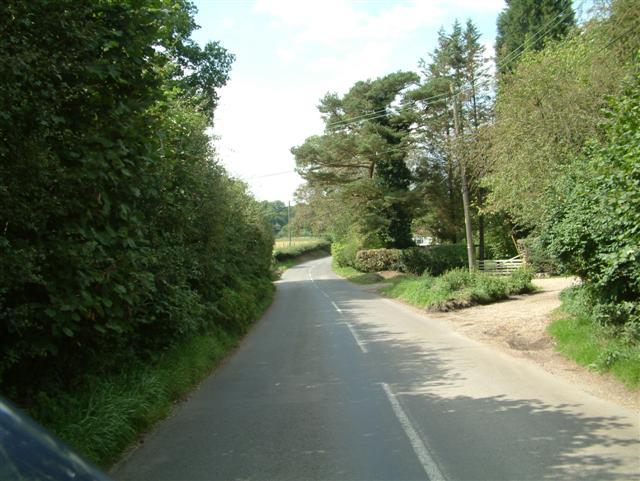 The Edge of Kingwood Common