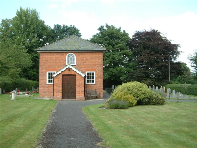 The Chapel and Graveyard