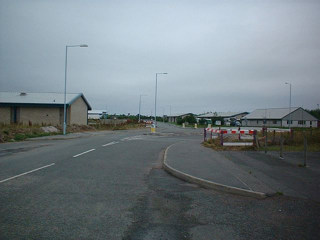 Mona Industrial Estate
