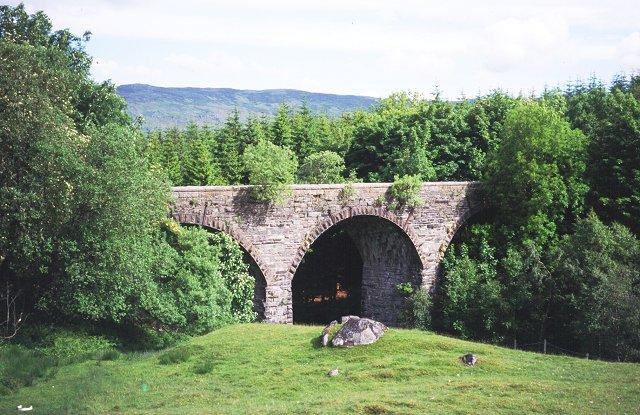 Glendhu Viaduct