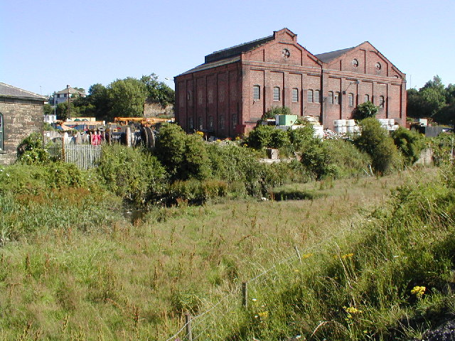 Lemington Gut and old Power station