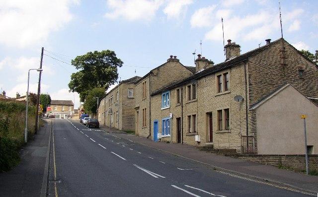 Ogden Lane, Rastrick