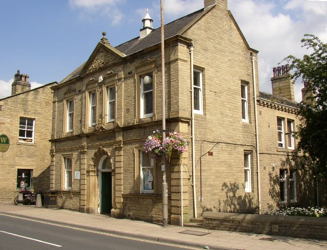 Council Offices, Southgate, Elland