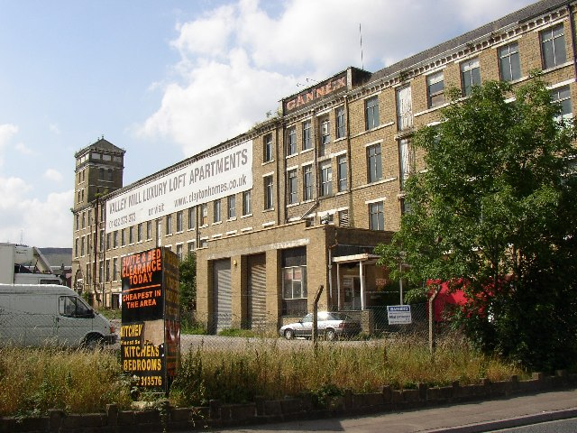 Gannex Mill, Dewsbury, Elland