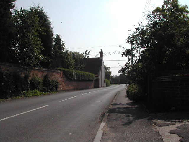 """Caythorpe Road by """"The Red Brick Barn"""""""