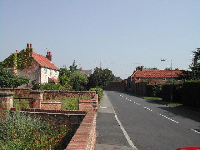 Main Street, Hoveringham