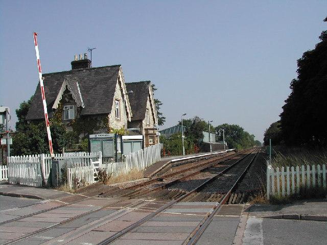 Thurgarton Railway Station