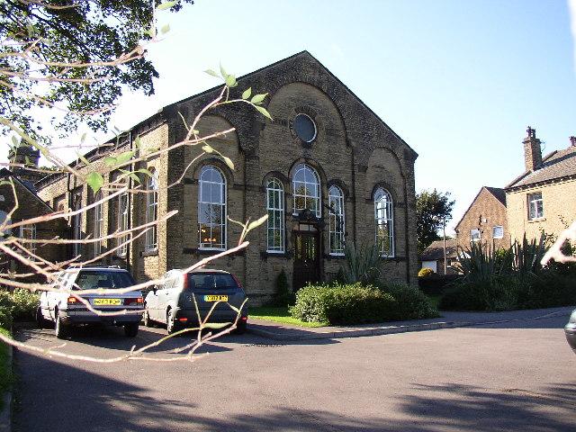 SE1327  Norwood Green Congregational Chapel