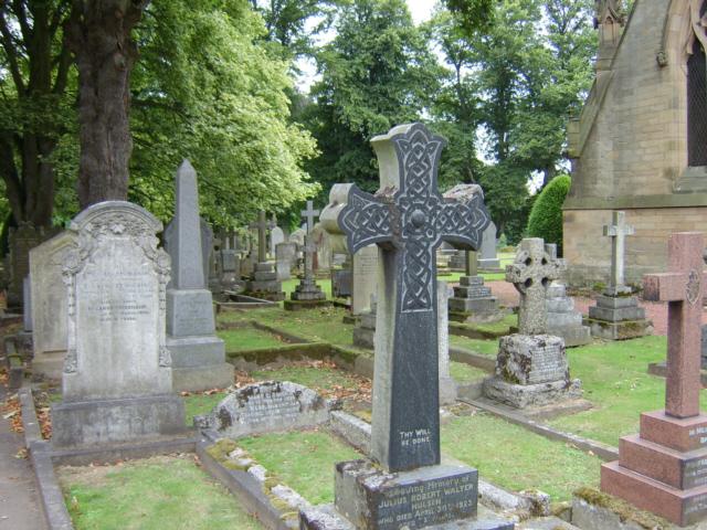 Hexham Cemetery