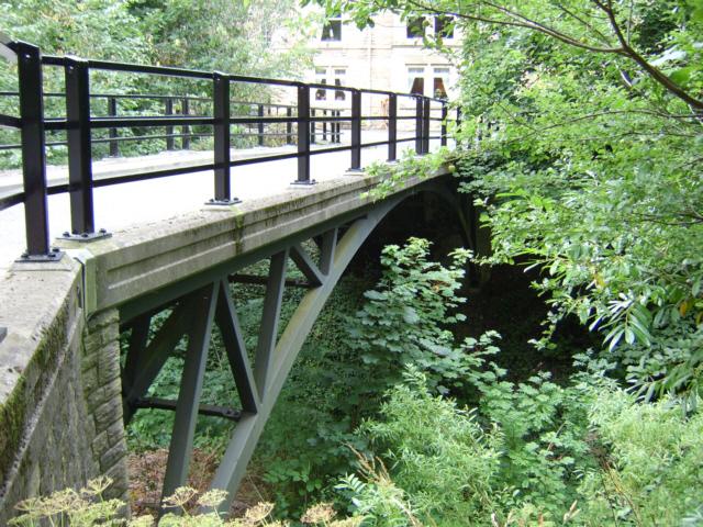 Bridge over the Cockshaw Burn