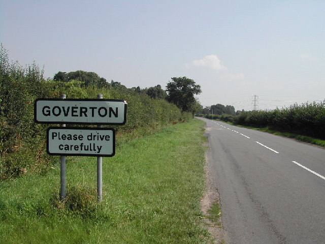 The Bleasby Road at Goverton