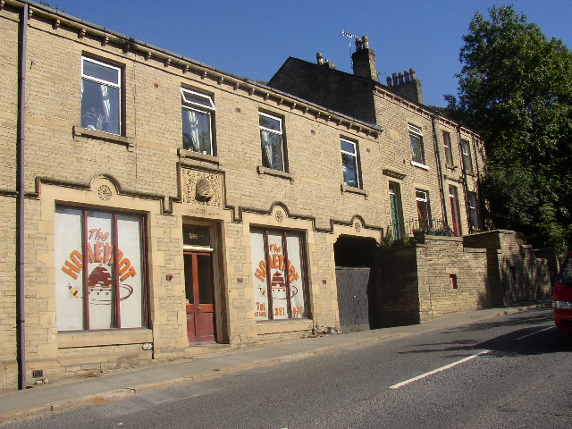 Old Co-op, Brookfoot, Brighouse