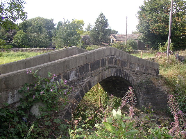 Packhorse Bridge, Clayton West