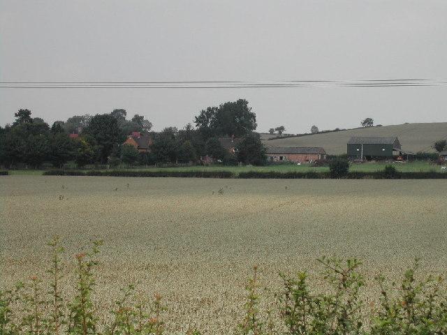 Netherfield Farm House