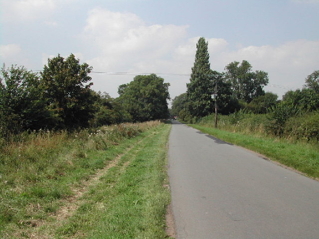 Gonalston Lane, near Epperstone Village