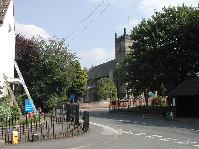 St Swithun's Church, Main Street Woodborough