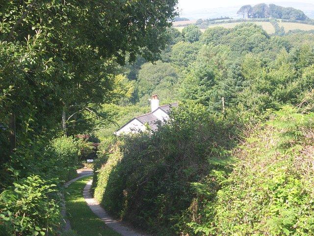 Across Tuckermarsh Valley