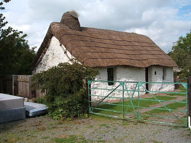 Cruck Cottage, Torthorwald