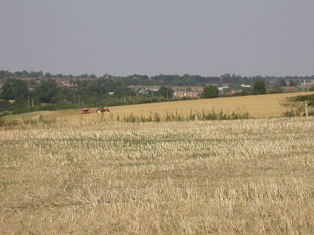 Towards Wellingborough