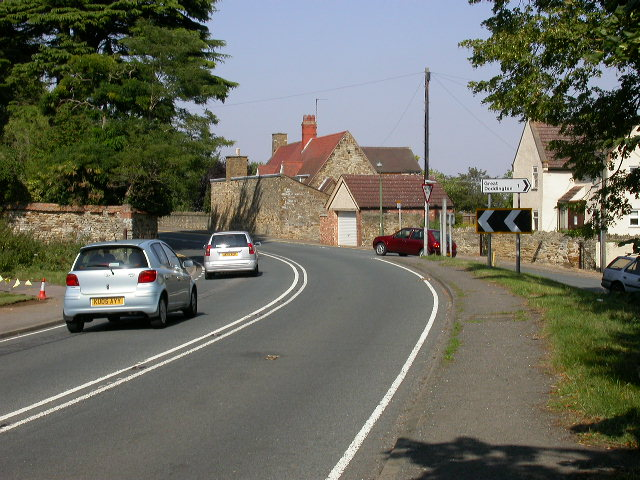 Main Road, Wilby