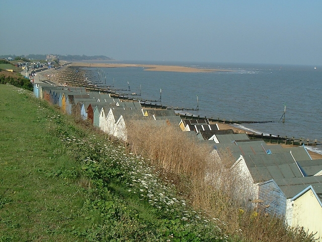 Mouth of the Deben River