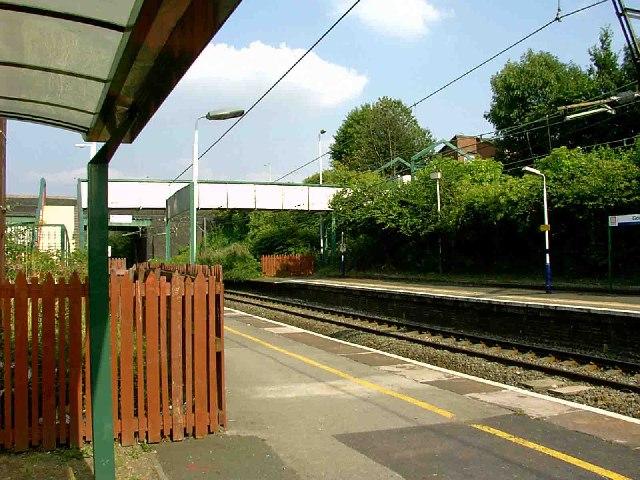 Gorton Station