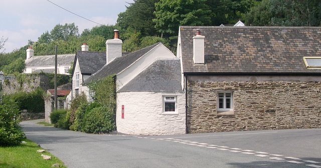 Cottages at Weir Quay