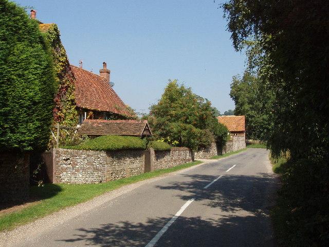 Whitepond Farm, Stonor
