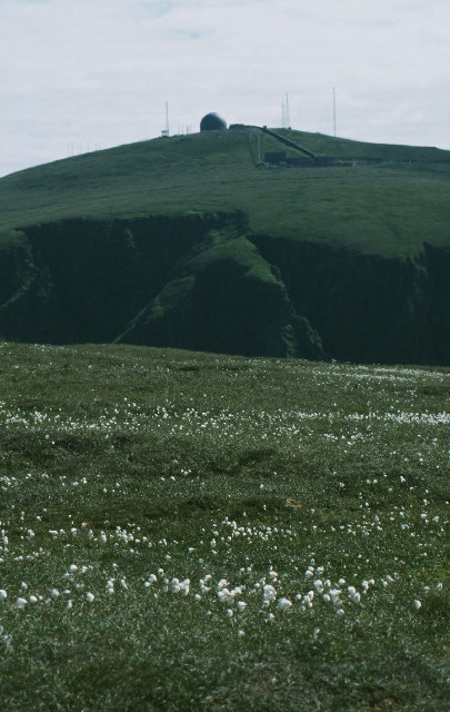 Saxa Vord from Hermaness Hill
