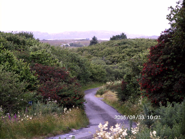 The Road to Knockan, Ross of Mull