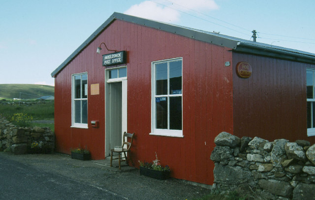 Haroldswick Post Office