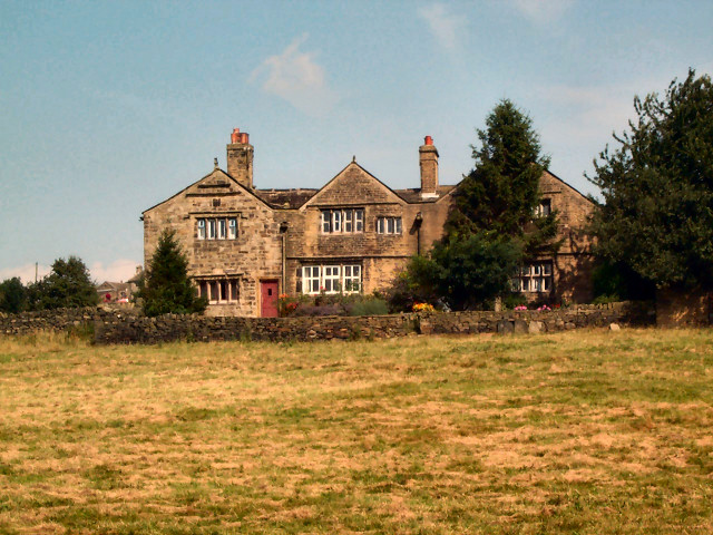 Dean House, Allerton