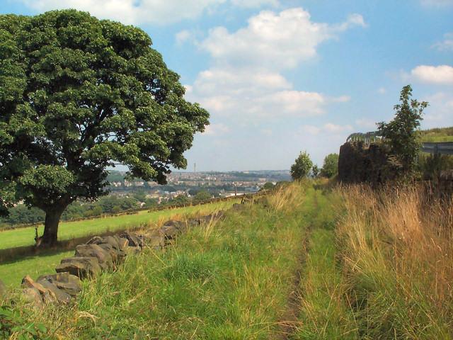 Deep Lane, near Clayton